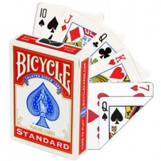 Карты Bicycle Standart двойное лицо карты/карты
