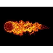Огненный шар (Floating Fireball)