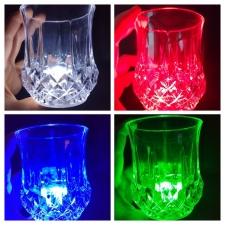 Многоцветный светящийся стакан (Inductive rainbow color cup)