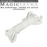 Веревка для фокусов (белая, 1 метр)