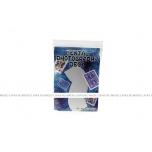 Трюковая карточная колода Bicycle Mental Photography Deck (синяя)