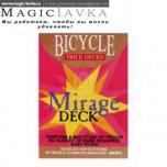 Трюковая карточная колода Bicycle Mirage Deck