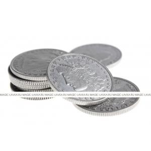 Morgan Normal Silver (3.8см, сербро)