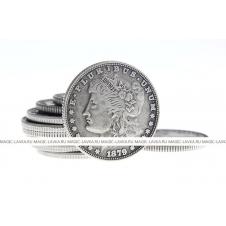 Монета Antique Morgan Normal (3.8см, серебро)