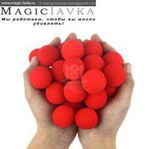 Шарики поролоновые - Sponge ball (3см)