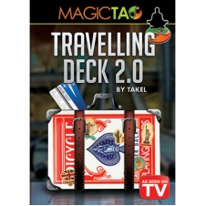 Travelling Deck 2.0 by Takel (DVD and Gimmick) - исчезающая колода