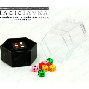 Волшебный кубик (цветной)