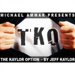 Гиммик для исчезновения мелких вещей (TKO by Jeff Kaylor)