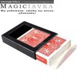 Исчезающая колода карт Card Box Vanish