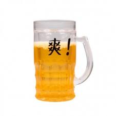 Бутафорская кружка пива