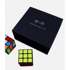 Предсказание с кубиком Рубика (Lighting magic cube)