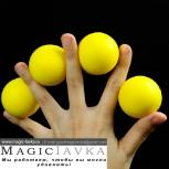 Размножающиеся шарики (45мм, желтые) - Billiard Balls Royal