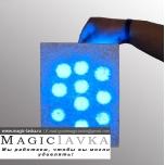 Пакет с огоньками высокого класса (голубой) - Bag-O-Lites (Blue)