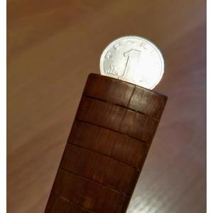 Веер для появления монеты