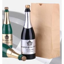 Исчезающая бутылка шампанского