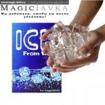 Вода превращается в лед