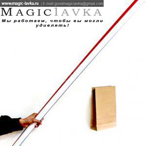 Гигантская коктейльная трубочка 1,2м