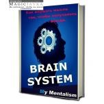 Книга по ментализму Brain system