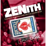 Zenith (DVD and Gimmicks) by David Stone - карта на потолке
