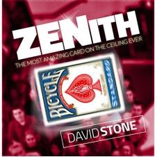 Zenith (DVD and Gimmicks) by David Stone - карта на потолке